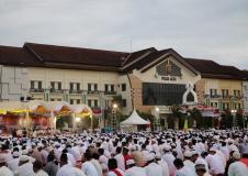 Pengumuman Zikir Akbar di Mapolda Aceh