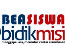 PENGISIAN DATA PENERIMA BIDIKMISI KHUSUS BAGI ANGKATAN 2017