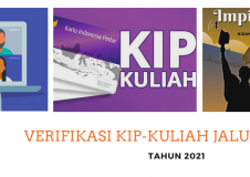 Pengumuman - Jadwal Verifikasi & Wawancara Calon Penerima KIP-Kuliah Jalur SBMPTN Tahun 2021