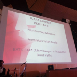 UNSYIAH mendapatkan Juara Favorit di PIMNAS 29 IPB Bogor