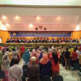 Undangan Rapat  Senat  Terbuka  Universitas  Syiah  Kuala  dalam  Rangka  Milad ke 55 Universitas Syiah Kuala dan Orasi Ilmiah Oleh Ketua MPR RI