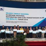 Ralat Penyelenggaraan ON-MIPA Tingkat Universitas Tahun 2019